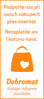 Dobromat.cz - Každým nákupem pomáháte