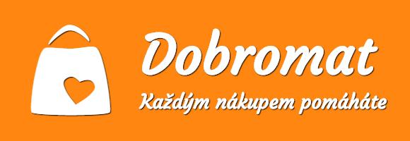 Logo Dobromat (horizontální)